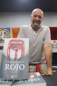 Carlos Sisí, autor de Rojo