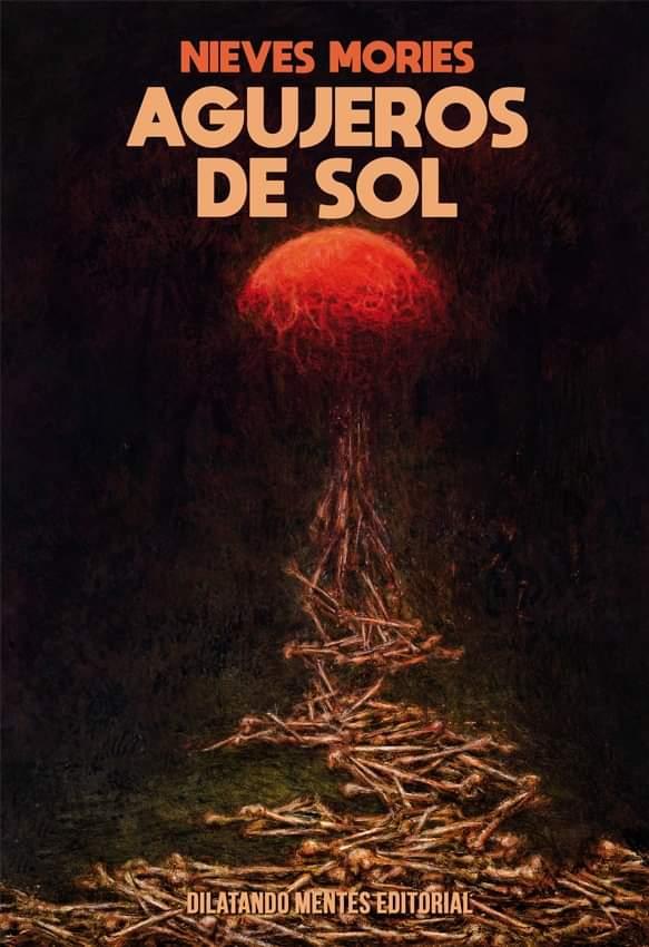 Agujeros de sol, de NIeves Mories