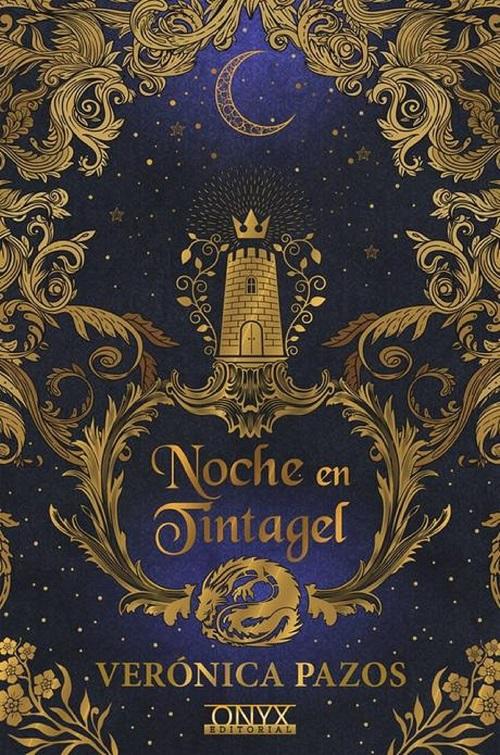 Noche en Tintagel, de Verónica Pazox