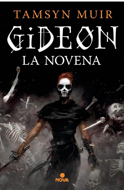Portada de Gideon la Novena