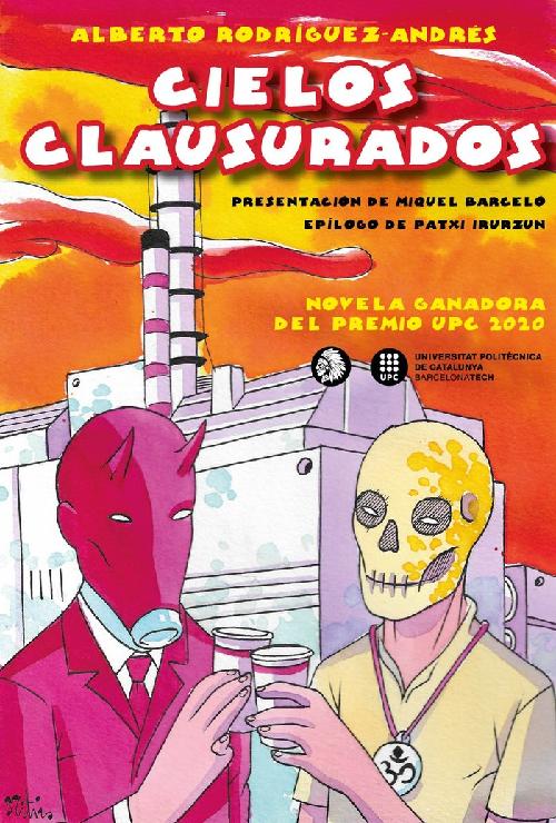 Cielos clausurados, de Alberto Rodríguez Andrés