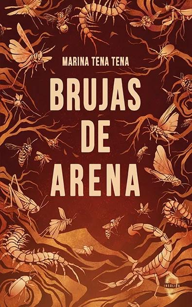 Brujas de arena, de Marina Tena Tena